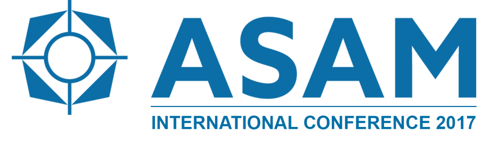 ASAM International Conference 2017