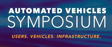 Automated Vehicles Symposium 2017