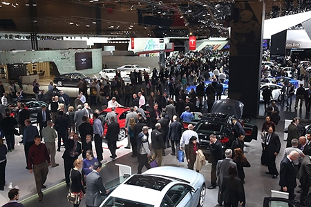 Driverless / Autonomous Vehicle Industry Events