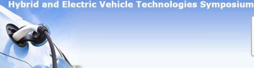 SAE 2018 - The Hybrid & Electric Vehicle Technologies Symposium (HVTS)
