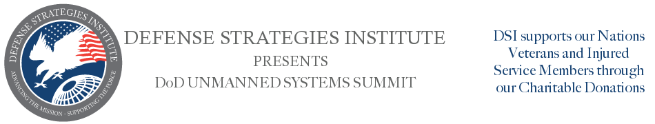 6th DoD UNMANNED SYSTEMS SUMMIT