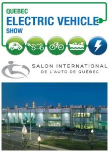 The Quebec Electric Vehicle show 2019