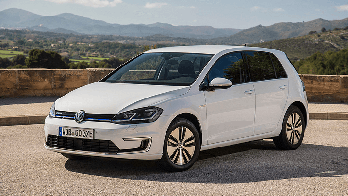 volkswagen e golf 2018