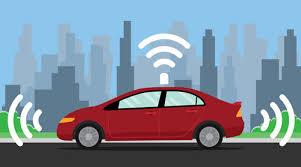 Driverless Autonomous vehicle Wireless - Networking - IOT